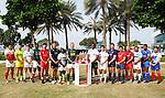 Captains 28 November, Dubai Sevens 2018 at The Sevens for HSBC World Rugby Sevens Series 2018, Dubai - UAE - Photos Martin Seras Lima