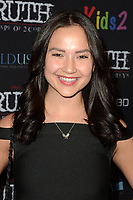 "LOS ANGELES - MAR 9:  Amanda Grace Benitez at the ""(My) Truth: The Rape of 2 Coreys"" L.A. Premiere at the DGA Theater on March 9, 2020 in Los Angeles, CA"