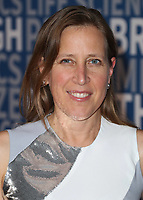 MOUNTAIN VIEW, CA - DECEMBER 3:  Susan Wojcicki at the 6th Annual Breakthrough Prize at NASA Ames Research Center on December 3, 2017 in Mountain View, California. (Photo by Scott Kirkland/NatGeo/PictureGroup)