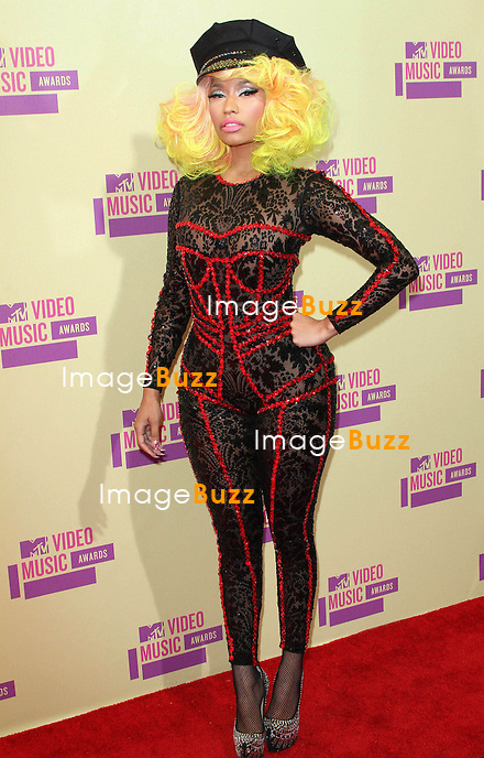 Nicki Minaj at the MTV Video Music Awards at the Staples Center in Los Angeles, September 6th, 2012...