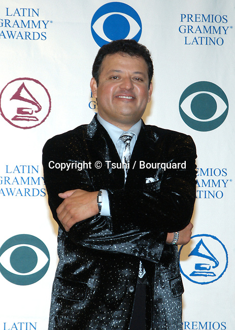Presenter Paul Rodriguez poses in the press room at the 3rd Annual Latin Grammy Awards at the Kodak Theater in Los Angeles, CA on September 18, 2002.           -            RodriguezPaul01AA.jpg