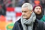 14.01.2018, RheinEnergieStadion, Koeln, GER, 1.FBL., 1. FC K&ouml;ln vs. Borussia M&ouml;nchengladbach<br /> <br /> im Bild / picture shows: <br /> Armin Veh Gesch&auml;ftsf&uuml;hrer Sport (1.FC Koeln), Portrait, Querformat, <br /> <br /> <br /> Foto &copy; nordphoto / Meuter