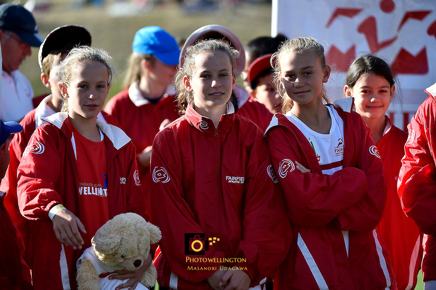 Action from the North Island Colgate Games Day 1 at Newtown Park, Wellington, New Zealand on Friday 9 January 2015. <br /> Photo by Masanori Udagawa. <br /> www.photowellington.photoshelter.com.