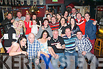 "Edward ""Basher"" O'Sullivan, Kevin Barry Villas, Tralee (seated centre) had a fantastic night in Turners bar, Tralee celebrating his 50th birthday last Saturday surrounded by many friends and family."