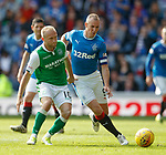 Dylan McGeough and Kenny Miller