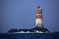 Europe/France/Bretagne/29/Finistère/Env de Brest/ Phare des Pierres Noires