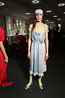 SEPT Preen backstage at London Fashion Week