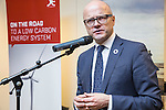 BRUSSELS - BELGIUM - 28 November 2016 -- Inauguration of the Nordic Energy Office. -- Vidar Helgesen, Minister for Climate of Norway. -- PHOTO: Juha ROININEN / EUP-IMAGES