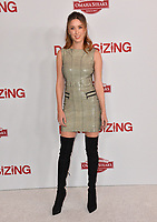 Melissa Bolona at the special screening of &quot;Downsizing&quot; at the Regency Village Theatre, Westwood, USA 18 Dec. 2017<br /> Picture: Paul Smith/Featureflash/SilverHub 0208 004 5359 sales@silverhubmedia.com