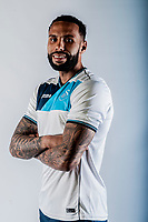 Friday  15 July 2016<br />Pictured: Kyle Bartley <br />Re: Swansea City FC  Joma Kit photographs for the 2016-2017 season