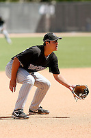 Nolan Arenado - Colorado Rockies 2009 Instructional League .Photo by:  Bill Mitchell/Four Seam Images..