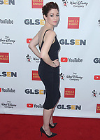 BEVERLY HILLS - OCTOBER 21:  Chyler Leigh at the 2017 GLSEN Respect Awards at Beverly Wilshire Four Seasons Hotel at The Grove on October 20, 2017 in Beverly Hills, California. (Photo by Scott Kirkland/PictureGroup)