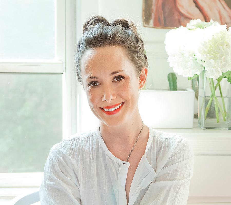 Whitney Pozgay, designer