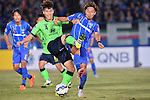 Gamba Osaka vs Jeonbuk Hyundai Motors during the 2015 AFC Champions League Quarter Final 2nd Leg on September 16, 2015 at the Expo'70 Stadium in Osaka, Japan. Photo by Takeo Yamaguchi / World Sport Group