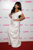 Jameela Jamil arrives for the Glamour Women of the Year Awards 2014 in Berkley Square, London. 03/06/2014 Picture by: Steve Vas / Featureflash