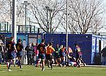 FC Barcelona 31 42 VRAC Quesos Entrepinares, Stadio La Teixonera, Barcelona. Jornada 12, Liga Heineken 2017/2018. Photo Martin SerasLima
