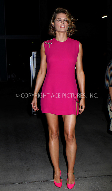 WWW.ACEPIXS.COM<br /> <br /> October 1 2013, LA<br /> <br /> Stana Katic arriving at the screening of XLrator Media's 'CBGB' at the Arclight Theatre on October 1, 2013 in Los Angeles, California. <br /> <br /> By Line: Nancy Rivera/ACE Pictures<br /> <br /> <br /> ACE Pictures, Inc.<br /> tel: 646 769 0430<br /> Email: info@acepixs.com<br /> www.acepixs.com