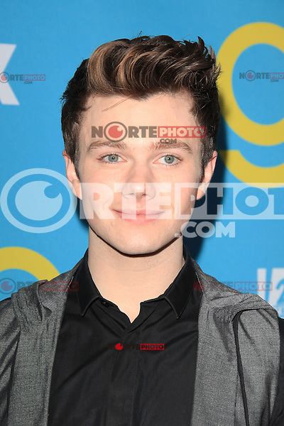 Chris Colfer at the TV Academy special screening and Q&A of 'Glee' at the Leonard H. Goldenson Theatre in North Hollywood, California. May 1, 2012. © mpi28 / MediaPunch Inc. **SOLO*VENTA*EN*MEXICO**