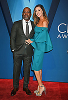08 November 2017 - Nashville, Tennessee - Darius Rucker, Beth Leonard. 51st Annual CMA Awards, Country Music's Biggest Night, held at Bridgestone Arena.<br /> CAP/ADM/LF<br /> &copy;LF/ADM/Capital Pictures