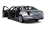 Car images of 2019 Cadillac CT6 Platinum 4 Door Sedan Doors