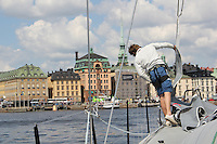 ÅF Offshore Race - Tuning - Stockholm, Sweden