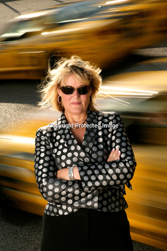 Dawn Stokes, Owner, Texas Driving Experience. Ft. Worth, TX<br /> Photo by Chris Covatta