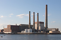 Constellation Energy (formerly Boston Generating) Mystic natural gas fired power generating facility.