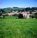 Village of Bruton, Somerset, England, UK