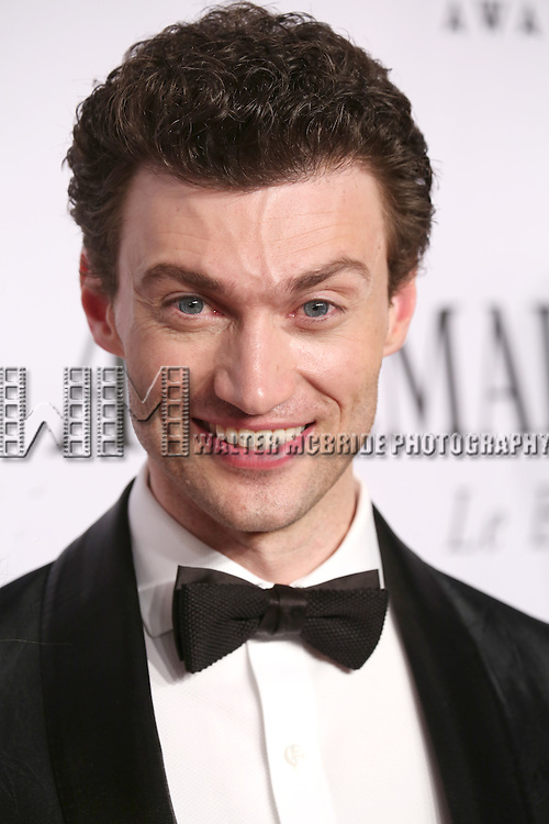 Bryce Pinkham attending the The 68th Annual  The Tony Awards at Radio City Music Hall on June 8, 2014 in New York City.