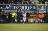 VOETBAL: SC HEERENVEEN: Abe Lenstra Stadion, 17-02-2012, SC-Heerenveen-NAC, Eredivisie, Eindstand 1-0, Wissel SC Heerenveen, Michal Svec, ©foto: Martin de Jong.