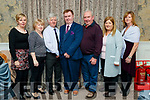 Pictured at Dan Horan 30th anniversary celebrations at The Rose Hotel, Tralee, on Saturday last were l-r: Nora Dunlea, Kathleen Vaughan, Michael Horan, Dan Horan, Pat Horan, Eileen O'Sullivan and Margaret Brosnan.