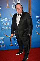 LOS ANGELES, CA. February 17, 2019: Bruce Miller at the 2019 Writers Guild Awards at the Beverly Hilton Hotel.<br /> Picture: Paul Smith/Featureflash