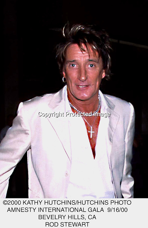 ©KATHY HUTCHINS/HUTCHINS PHOTO.AMNESTY INTERNATIONAL.BEVERLY HILLS, CA   9/16/00.ROD STEWART