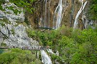 Veliki Slap - The Big Waterfall, Plitvice Lakes NP, Croatia
