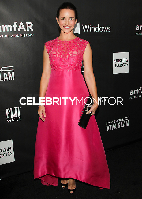 HOLLYWOOD, LOS ANGELES, CA, USA - OCTOBER 29: Kristin Davis arrives at the 2014 amfAR LA Inspiration Gala at Milk Studios on October 29, 2014 in Hollywood, Los Angeles, California, United States. (Photo by Celebrity Monitor)