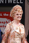 Angela Lansbury.during the Broadway Opening Night Performance Curtain Call for 'Gore Vidal's The Best Man' at the Gerald Schoenfeld Theatre in New York City on 4/1/2012