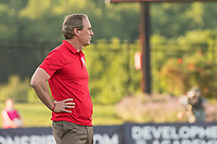 Boyds, MD - Saturday June 03, 2017: Jim Gabarra during a regular season National Women's Soccer League (NWSL) match between the Washington Spirit and Houston Dash at Maureen Hendricks Field, Maryland SoccerPlex.