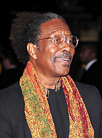 www.acepixs.com<br /> <br /> October 15 2017, London<br /> <br /> Clarke Peters arriving at the UK Premiere of 'Three Billboards Outside Ebbing, Missouri' during the closing night gala of the 61st BFI London Film Festival at the Odeon Leicester Square on October 15, 2017 in London, England. <br /> <br /> By Line: Famous/ACE Pictures<br /> <br /> <br /> ACE Pictures Inc<br /> Tel: 6467670430<br /> Email: info@acepixs.com<br /> www.acepixs.com