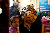 Egypt / Cairo / 22.12.2012 / Egyptians cast their ballots in the second day of the constitutional referendum.  <br /> © Giulia Marchi