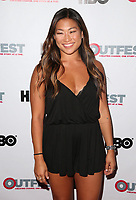 "11 July 2017 - West Hollywood, California - Jenna Ushkowitz. ""Hello Again"" 2017 Outfest Los Angeles LGBT Film Festival Screening. Photo Credit: F. Sadou/AdMedia"