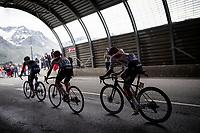 shortened stage 20: Albertville to Val Thorens(59km in stead of the original 130km due to landslides/bad weather)<br /> 106th Tour de France 2019 (2.UWT)<br /> <br /> ©kramon