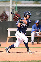 Drew Cumberland, San Diego Padres minor league spring training..Photo by:  Bill Mitchell/Four Seam Images.