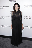 NEW YORK, NY - JANUARY 9: Angelina Jolie  at The National Board of Review Annual Awards Gala at Cipriani 42nd Street on January 9, 2018 in New York City. <br /> CAP/MPI99<br /> &copy;MPI99/Capital Pictures
