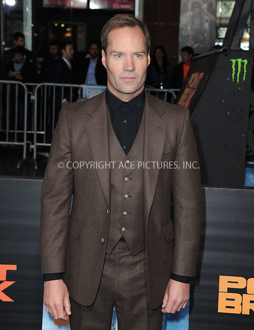 WWW.ACEPIXS.COM<br /> <br /> December 15 2015, LA<br /> <br /> Bojesse Christopher arriving at the premiere of 'Point Break' at the TCL Chinese Theatre on December 15, 2015 in Hollywood, California.<br /> <br /> By Line: Peter West/ACE Pictures<br /> <br /> <br /> ACE Pictures, Inc.<br /> tel: 646 769 0430<br /> Email: info@acepixs.com<br /> www.acepixs.com