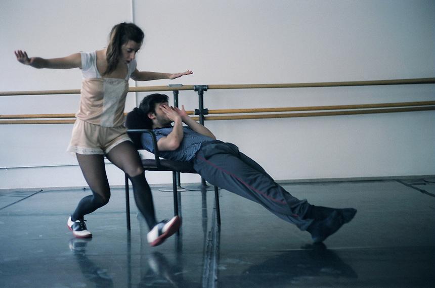 Michelle Mola & Zack Winokur