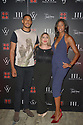 MIAMI, FL - JUNE 16: Solly Stansbury, Neala Gershkowitz and Audrey Boistol attend NBA player Miami Heat (#21 / Center) Hassan Whiteside 30th Birthday Celebration at Woodside Miami produced be The Neala Group on June 16, 2019 in Miami, Florida. ( Photo by Johnny Louis / jlnphotography.com )