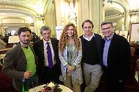 Eleonora Brigliadori si candida alconsiglio regionale della Campania con il movimento dei Verdi