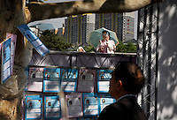 Singles try to find each other at an event at amusement park sponsored by a web site that caters to Chinese singles.  Julie, the president of the company says that she counsels folks about going for love over stability (finding someone with a good job, a house, a car before worrying about loving them or not) Julie.ge@gmail.com. Her site is www.juedui100.com.Sophie is fixer for this day.+86 135 0122 1600