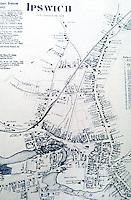 Utopia:  Ipswich, MA, 1872.  REPS: MAKING OF URBAN AMERICA, fig.  81.