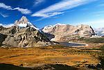 Mount Assiniboine, Mount Assiniboine Provincial Park, British Columbia, Canada